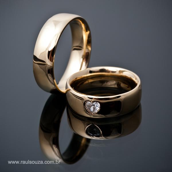 AL006 - Alianças Amor - R  8.750,00   Raul Souza Joias 9c31077f53