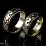 Par de Alianças Claddagh – R$ 4.560,00